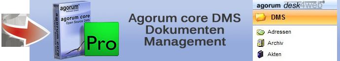 Agorum core Dokumentenmanagement